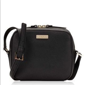 Kate Spade Cammie Newbury Lane Camera Bag Black